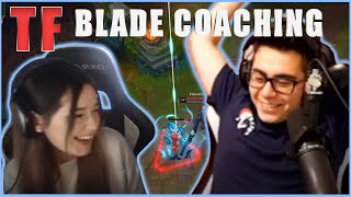I GOT COACHED B¥ TF BLADE & THIS IS WHAT HAPPENED