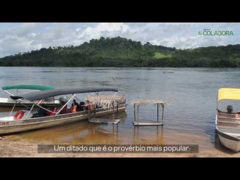 A vida às margens do Xingu