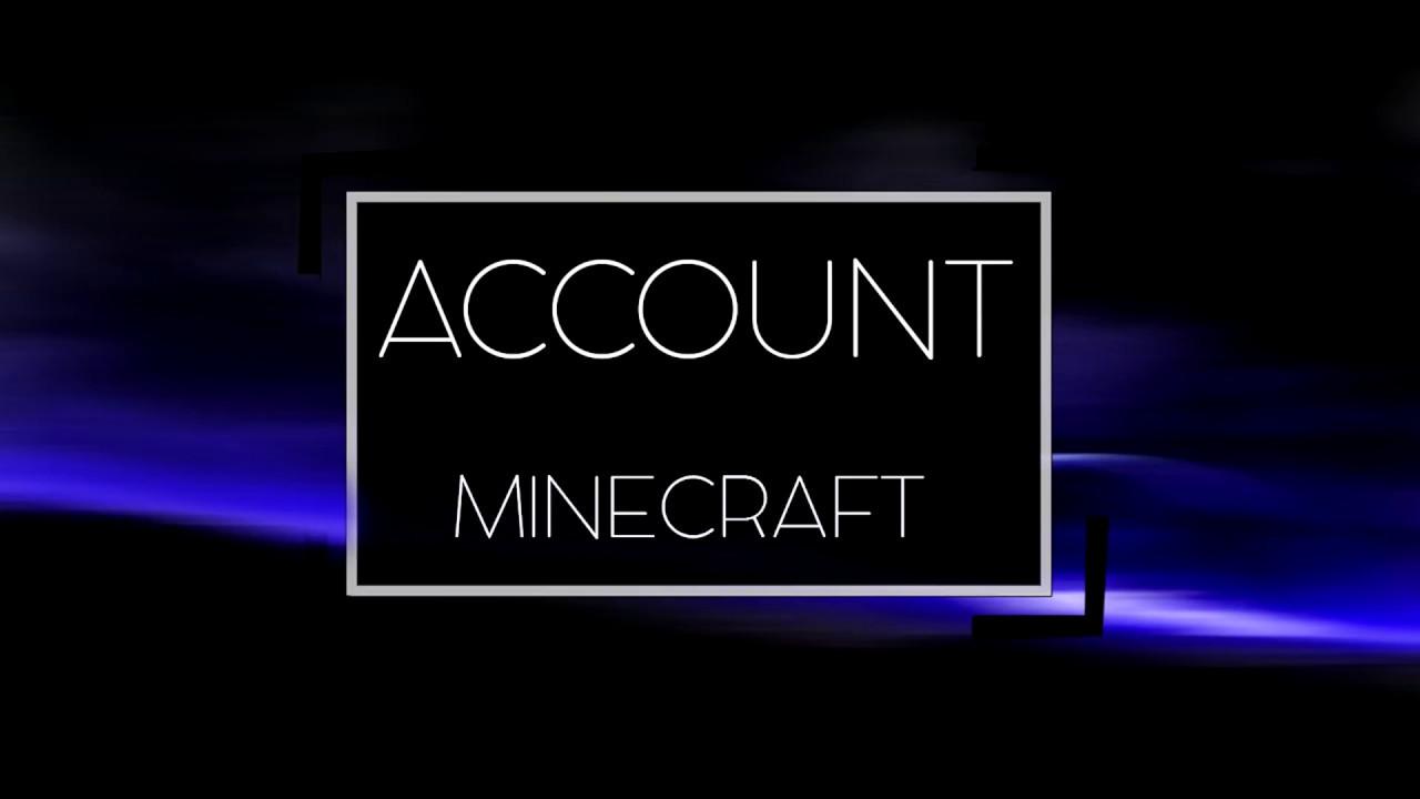 Compte minecraft full accès/semi-accès pas cher / accounts minecraft free
