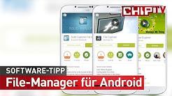 File-Manager für Android - Praxis-Tipp deutsch | CHIP