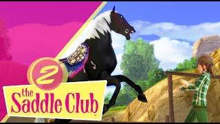 The Saddle Club- Przygody w siodle #2 - Dzika klacz