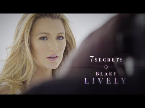 7 Secrets - Blake Lively -  Variety Power of Women 2017 Cover Shoot