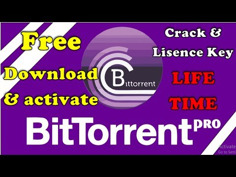 How to Download and Install BitTorrent Pro 7.9.9 full version with Crack 2017|LifeTime 100% working