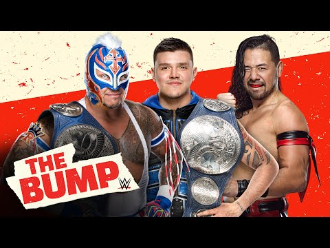 Rey & Dominik Mysterio reflect on historic championship win: WWE's The Bump, May 26, 2021