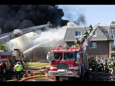 Prospect Heights Il 5th Alarm Fire