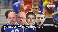 Betsafe LIVE #8: Oliver Venno, Karol Mets, Kalev Kruus ja Toomas Vara