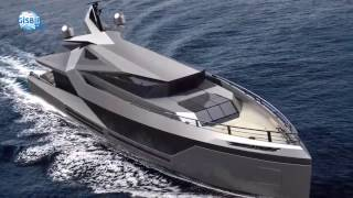 50 m Superyacht Design