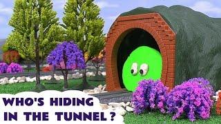 Thomas The Tank Engine Play Doh Thomas y sus Amigos Thomas The Train Tomac Guess Who Play-Doh