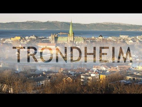 Trondheim: Ein Tag in einer Minute | Expedia