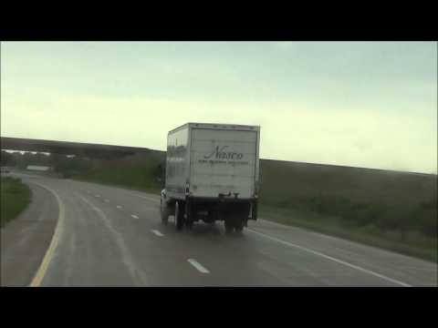 Illinois - Interstate 39 North - Mile Marker 30-40 (5/2/12)