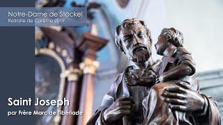 Frère Marc nous invite à redécouvrir saint Joseph