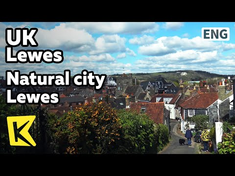 【K】UK Travel-Lewes[영국 여행-루이스]자연 속 아름다운 도시 루이스/Memorial/Thomas Paine/Queen Anne/Thousand Days
