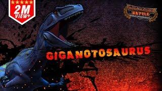 Giganotosaurus Battle of Match : Vote to win