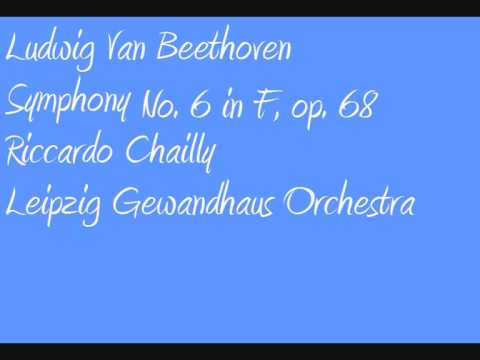 Ludwig Van Beethoven Riccardo Chailly Symphony no  6 in F