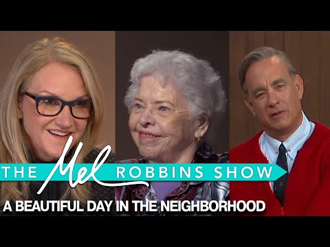 Mel Robbins: A Beautiful Day In The Neighborhood Interview
