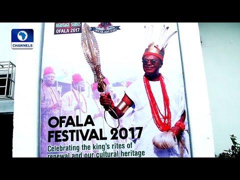 Obi Of Onitsha Hosts Great Personalities To Celebrate Annual Ofala Festival |Metrofile|