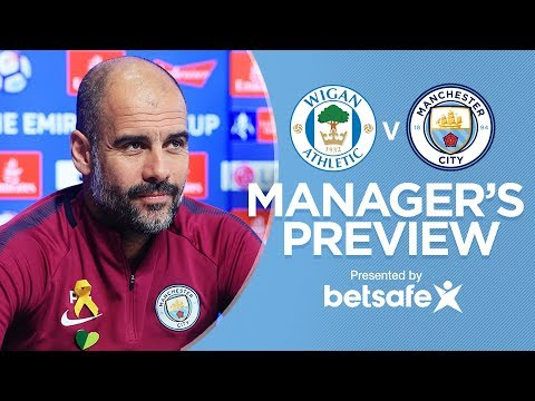 """GABRIEL JESUS WILL TRAIN"" 