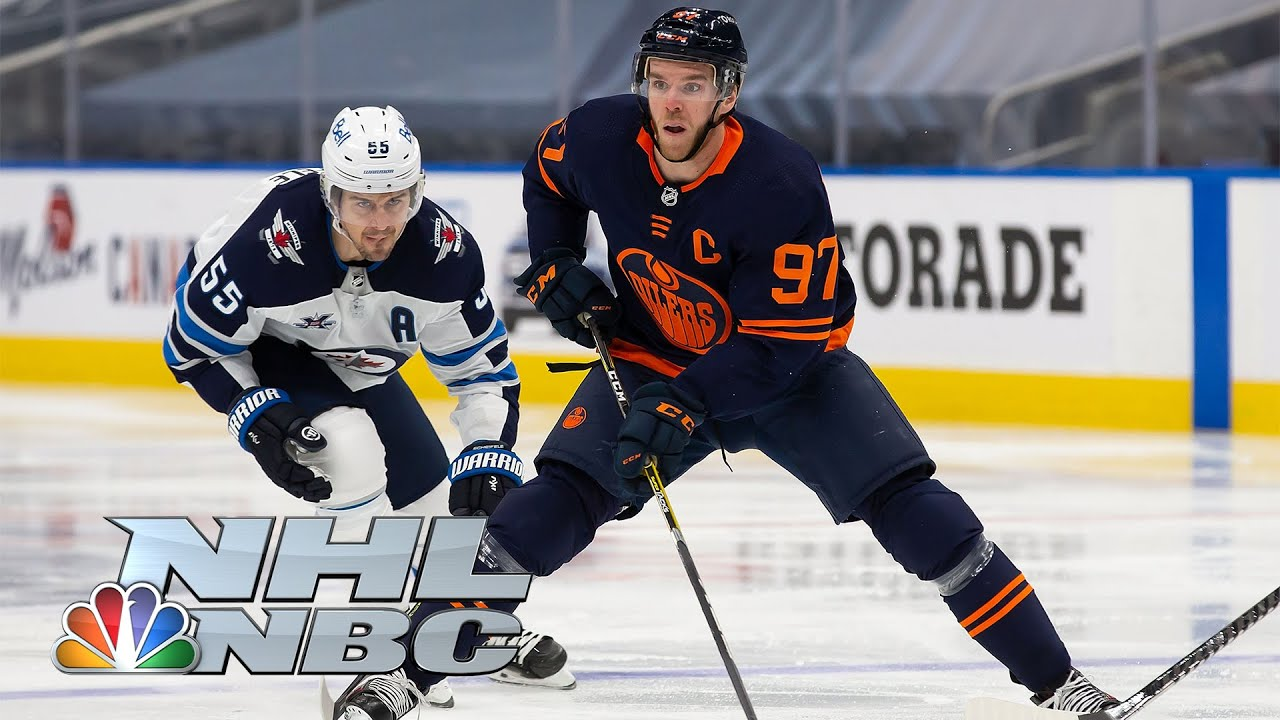 Winnipeg Jets vs. Edmonton Oilers | EXTENDED HIGHLIGHTS | 2/17/21 | NBC Sports