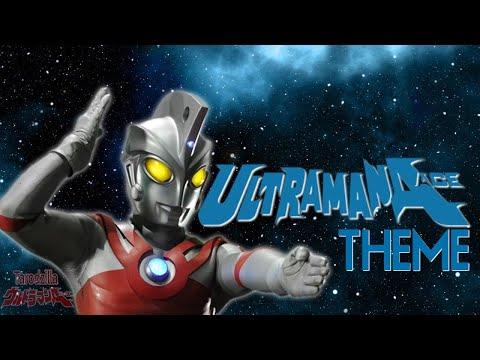 Ultraman Ace (ウルトラマンエース) Theme (SUB ESP)