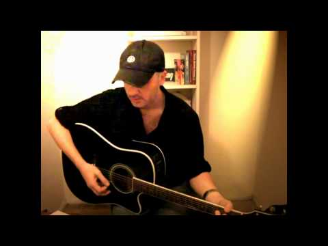 CONWAY TWITTY - HELLO DARLIN' (acoustic cover)