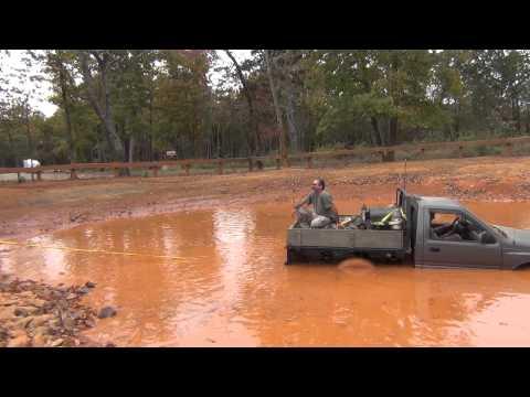 Isuzu Pickup 5  Uwharrie Mud Hole Oct 2012