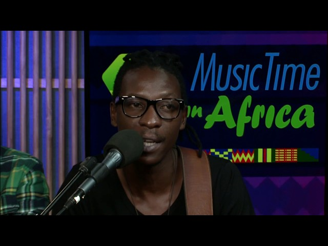 Mokoomba performs live - (Victoria Falls, Zimbabwe) at VOA in Washington DC.