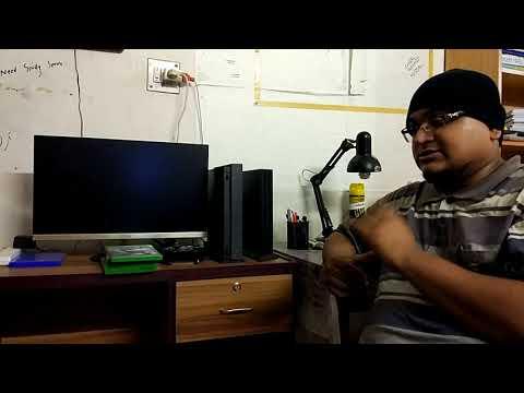 Bangla Gamer Honest Review - Xbox-One-X : Project Scorpio ( Dr.Zayer Rashid Missal )