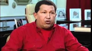Entrevista Elena Poniatowska a Hugo Chávez