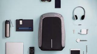 видео рюкзак для ноутбука