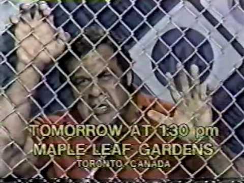 Maple Leaf Wrestling 1/21/84