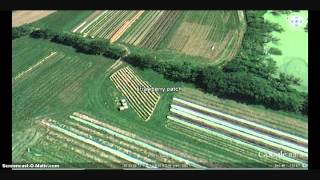 Aerial Tour Of Fair Share Farm 06/5/11