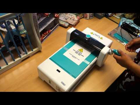 Unboxing The New TODO! Multi-functional Crafting Machine