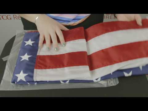 Finding The Right U.S. Flag