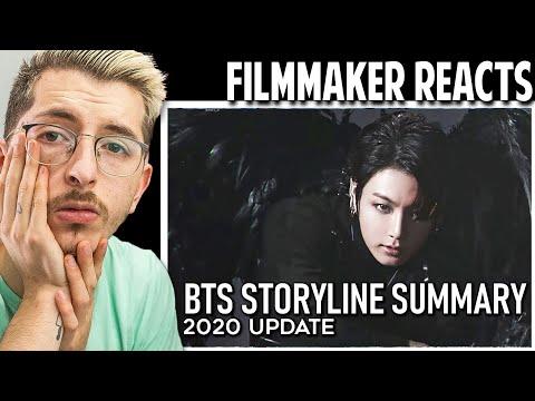 FILMMAKER Reacts To BTS Storyline  Summary 2020