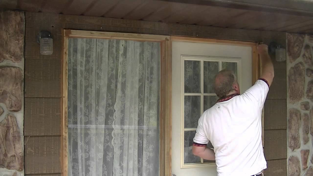 Quick Tip: How To Caulk Exterior Window And Door Frames   YouTube