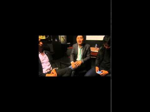 'Bang Bang Alley' interview