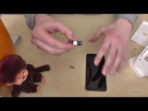 Huawei P20 How To Insert The Sim Card Single And Dual Sim Works Also With P 20 Pro Youtube