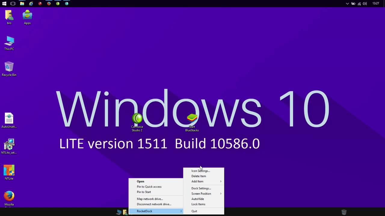 windows 10 pro version 1511 build 10586