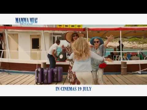 Mamma Mia! Here We Go Again | 15 Tonight | In Cinemas 19 July
