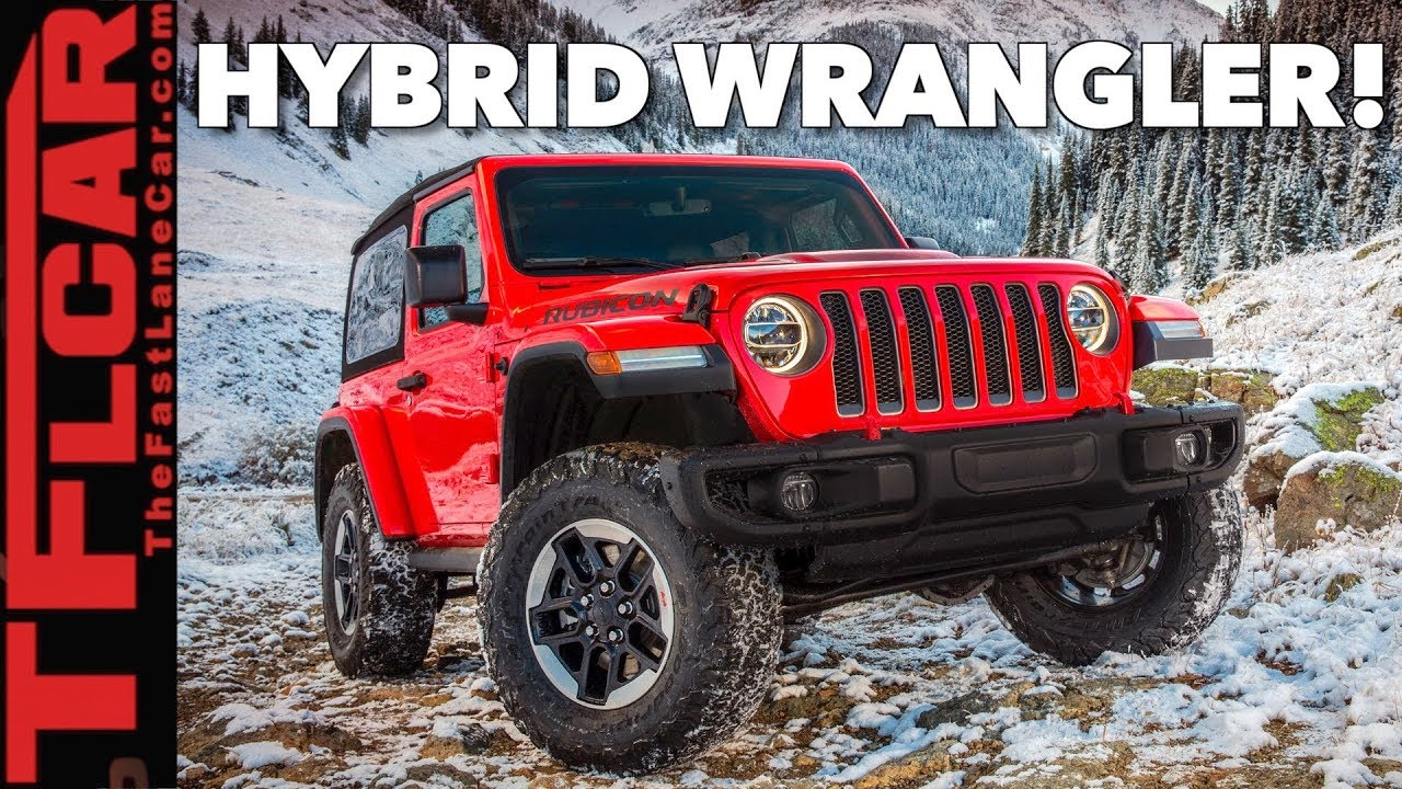 2021 Jeep Wrangler Plug-in Hybrid >> Jeep Wrangler Plug In Hybrid Coming To A Dealer Near You In January 2020