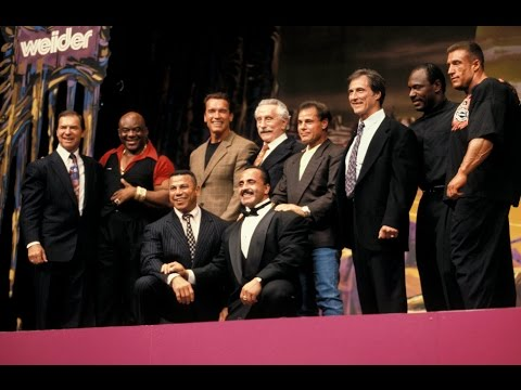 All Mr Olympia Champions From 1965-1995