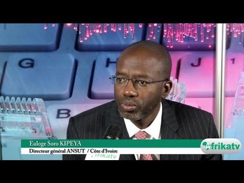 7ème édition  Africa IT & Telecom : l'ANSUT accompagne la révolution numérique en Côte d'Ivoire