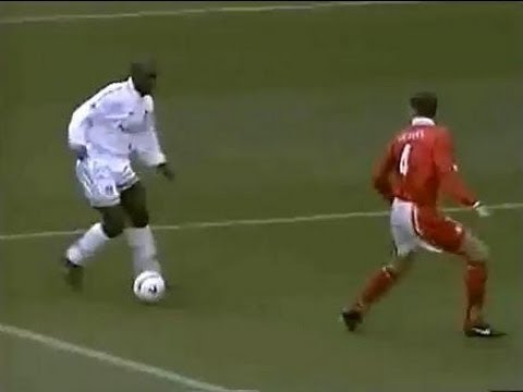 Leeds Utd v Middlesbrough 1998-99 SMITH BOWYER GOAL