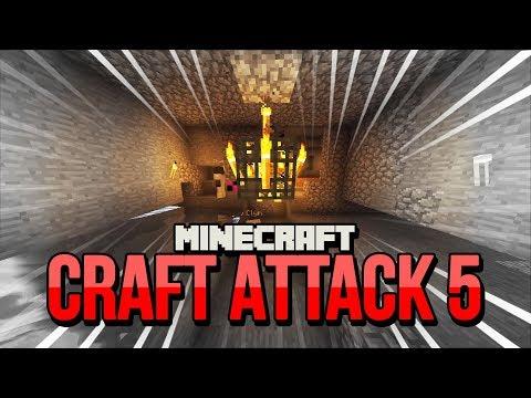 SPAWNER und BESTE HACKE! | CRAFT ATTACK 5 #02 | Clym