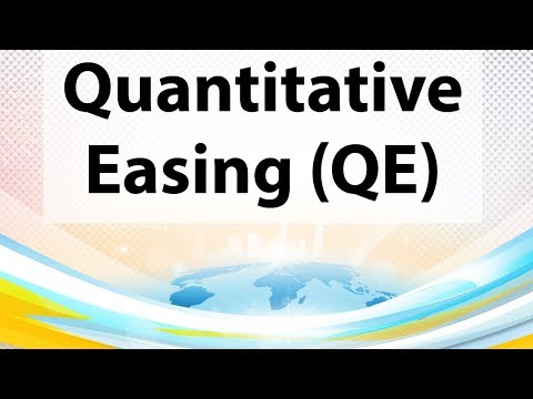 What is quantitative easing and how does it work , Is it an effective monetary policy tool ?