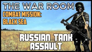 Video Russian Tank Assault - Combat Mission: Black Sea download MP3, 3GP, MP4, WEBM, AVI, FLV November 2017