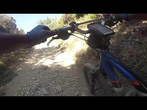 Camino de Santiago Frances 8ª etapa en mountain bike, Vega de Valcarce - Portomarin
