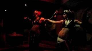 Adry Paniagua y Pauline Tareq | Tribal Fusión Bellydance | Gitanerías
