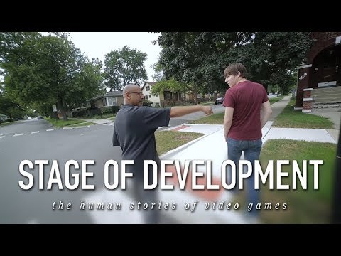 Stage of Development | Culture Shock Games - We Are Chicago