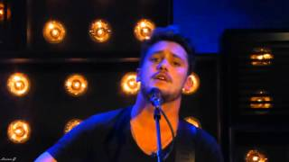 Bastian Baker - The river (Hasliberg, 09.10.2015)